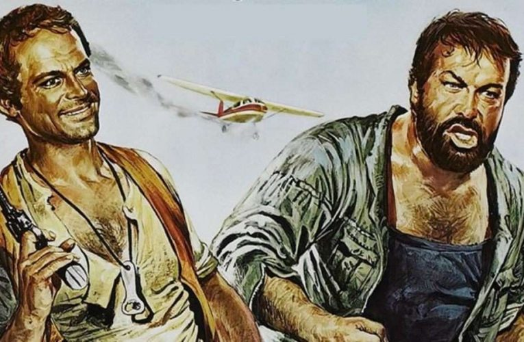 il balletto tra Bud Spencer e Terence Hill